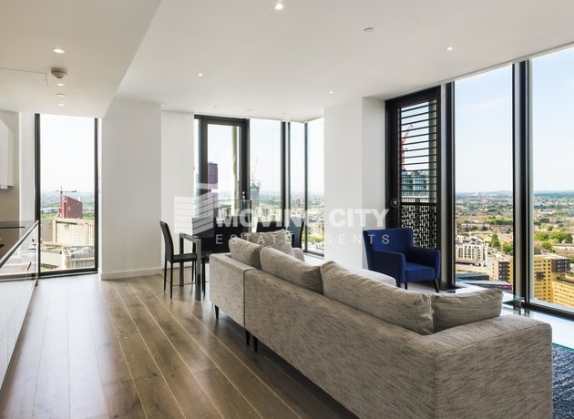 Stratosphere, Great Eastern Road, Stratford and New Town, London, E15