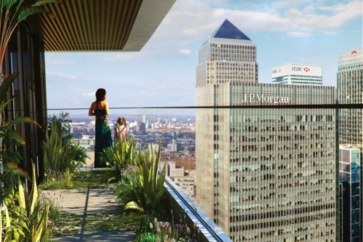 Apartment-for-sale-Canary Wharf-london-1758-view2